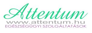 Attentum Kft. Attentum.hu - egészségügyi szolgáltatások logó